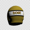 Doge. Much Helmet. Wow