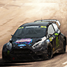 Ken Block Gymkhana 8 Non Reflection Dark Livery for Rally Cross by 'Lashen'