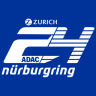 ADAC Zurich 24h-Race 2017 numberplate