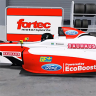 Fortec Motorsports British F4 2017 skin pack for RSS4 mod