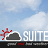 good and bad weather SUITE
