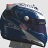 Esteban Ocon Williams Helmet