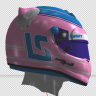 Lance Stroll Force India Helmet