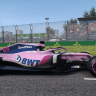Racing Point RP19 Livery mod