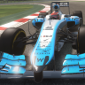 WILLIAMS FW42- TALISMAN 1.0 INMERSION