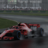 F1 2018 FERRARI RED & BLACK