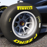 Pirelli F3 tirepack for RSS 3 V6