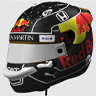 Red Bull 2019 career helmet