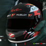 Ferrari career helmet