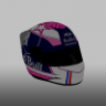 Helmet Pierre Gasly for Antoine Hubert