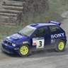 Volkswagen Golf IV Kit Car (Mark Higgins-Pirelli International Rally 1999)