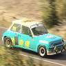 Renault 5 Turbo / Japanese home delivery service Style