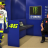 Motogp 19 | Valentino Rossi #46 Suits | Pak 1 - Version 1 | By LEONE 291