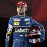 CLASSIC SUIT CAP BOOTS GLOVES for F1 2019: WILLIAMS 1992