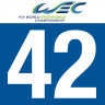 Oreca 07 (LMP2) #42 Cool Racing 2019-20