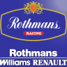 RSS Formula Hybrid 2020 - Rothmans Williams FW17 Livery
