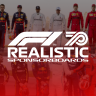 F1 2020 REALISTIC SPONSORBOARDS: 70th Anniversary