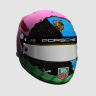 Ricciardo's Helmet 2019 for Porsche team (request)