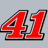 Cole Custer #41 - HaasTooling.Com | RSS Hyperion 2020/Ford Mustang NASCAR
