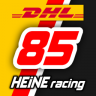 GT Pack DHL Heine racing 2013