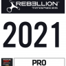 2021 FANATEC WORLD GT NUMBER PANELS