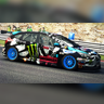 Ken Block's 2014 Livery for Focus ST Touring