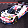 Mancuso John Greenwood Livery for the Corvette Coyote DP by iER modding group