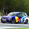 Redbull Rally Cross-Volkswagen Golf R