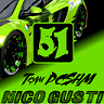 "skin mp4 gt3 ""Green Hell""nordschleife killer ;-)NicoGusti"