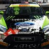 KEN BLOCK 2012 Livery MOD for Ford Focus ST