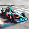 Ken Block themed,Formula 1 Livery for LOLA B05/52