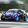 Ken Block's 2013 Livery for Focus ST Touring