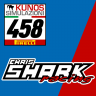 F458 GT2 Chris Shark Racing - double pack