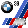 BMW M3 GT2 M-Power double pack