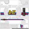 Martini 90's Stock Car **Not Complete**