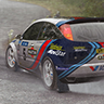 Ford Focus '01 Martini 2000 Livery