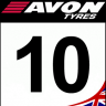 Von Ryan Racing British GT #10