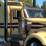 Kenworth W900 Custom Cream Skin