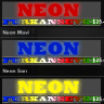 ATS Neon Five Colors