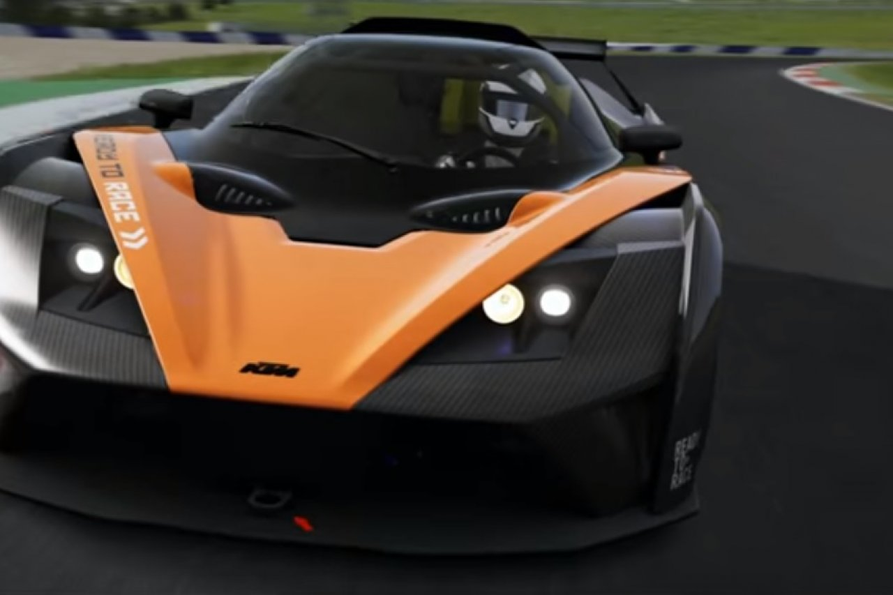 Official KTM GT4 comes to Assetto Corsa