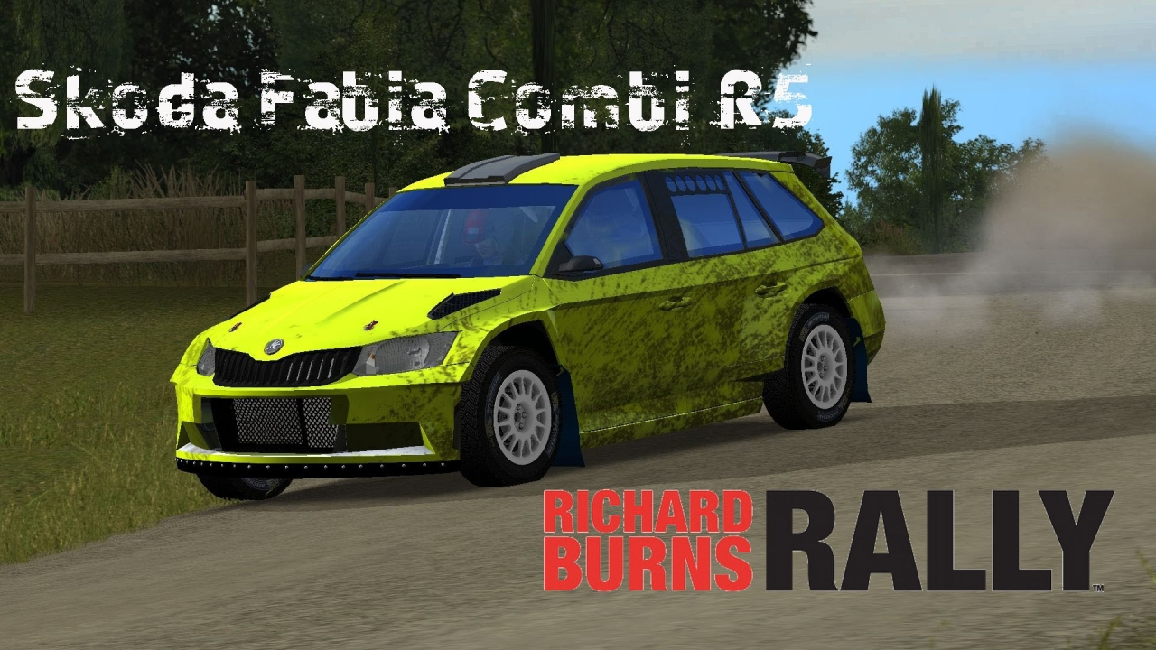 video rbr skoda fabia combi r5 first test in the album other racing games by ha3ap. Black Bedroom Furniture Sets. Home Design Ideas