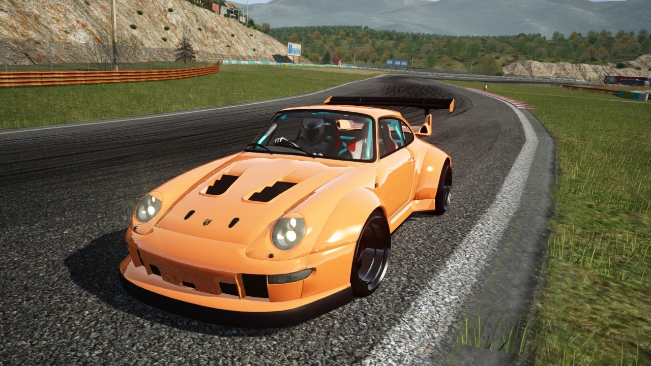 video assetto corsa porsche 911 carrera rwb sprint v1 0 download now in the album other. Black Bedroom Furniture Sets. Home Design Ideas