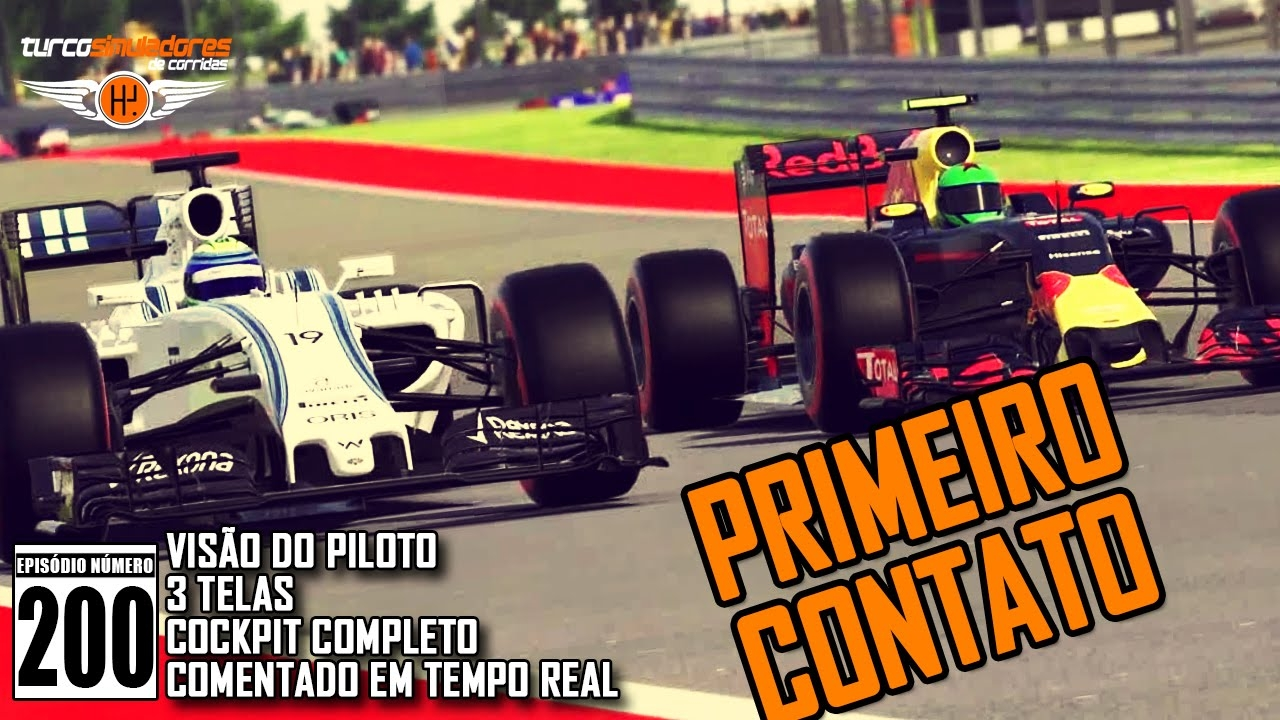 Formula 1 2016 @ Interlagos | Onboard commented gameplay