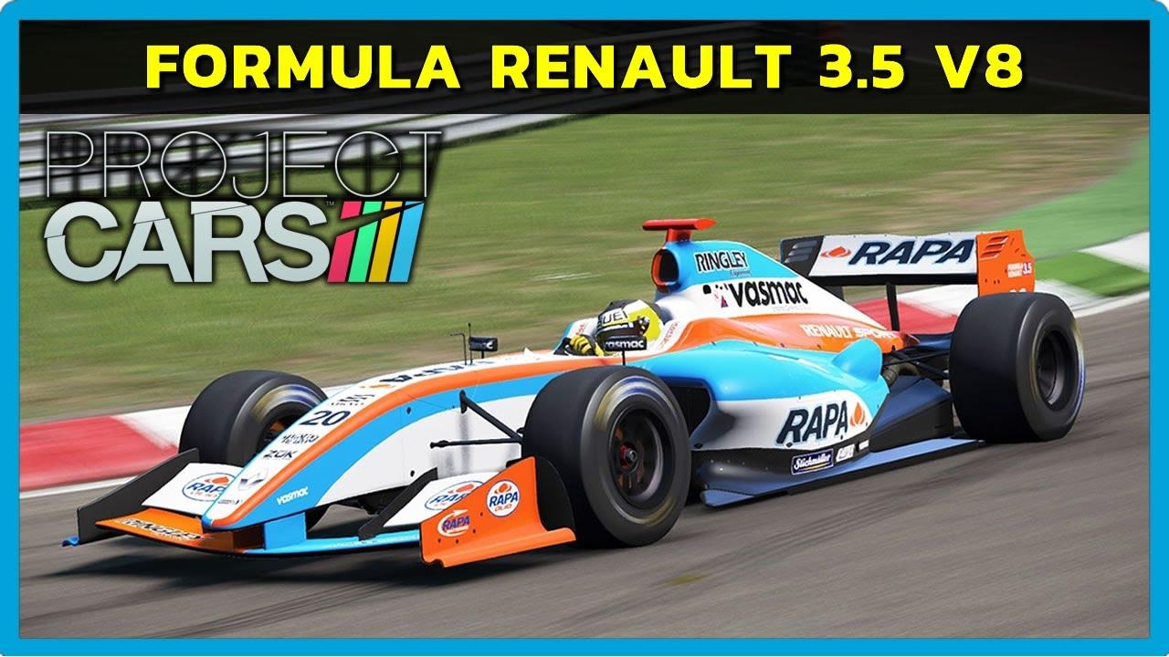 Project Cars  Formula Site Youtube Com