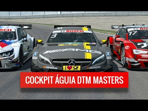 RaceRoomers DTM Masters Championship | Round 3 Nurburgring Sprint