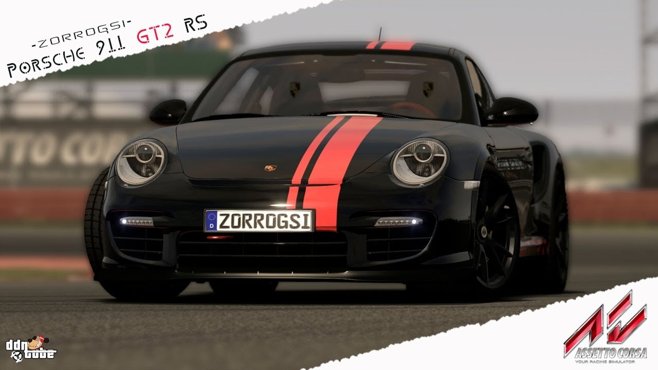 video assetto corsa porsche 911 gt2 rs by zorrogsi in the album assetto corsa by ddntube. Black Bedroom Furniture Sets. Home Design Ideas
