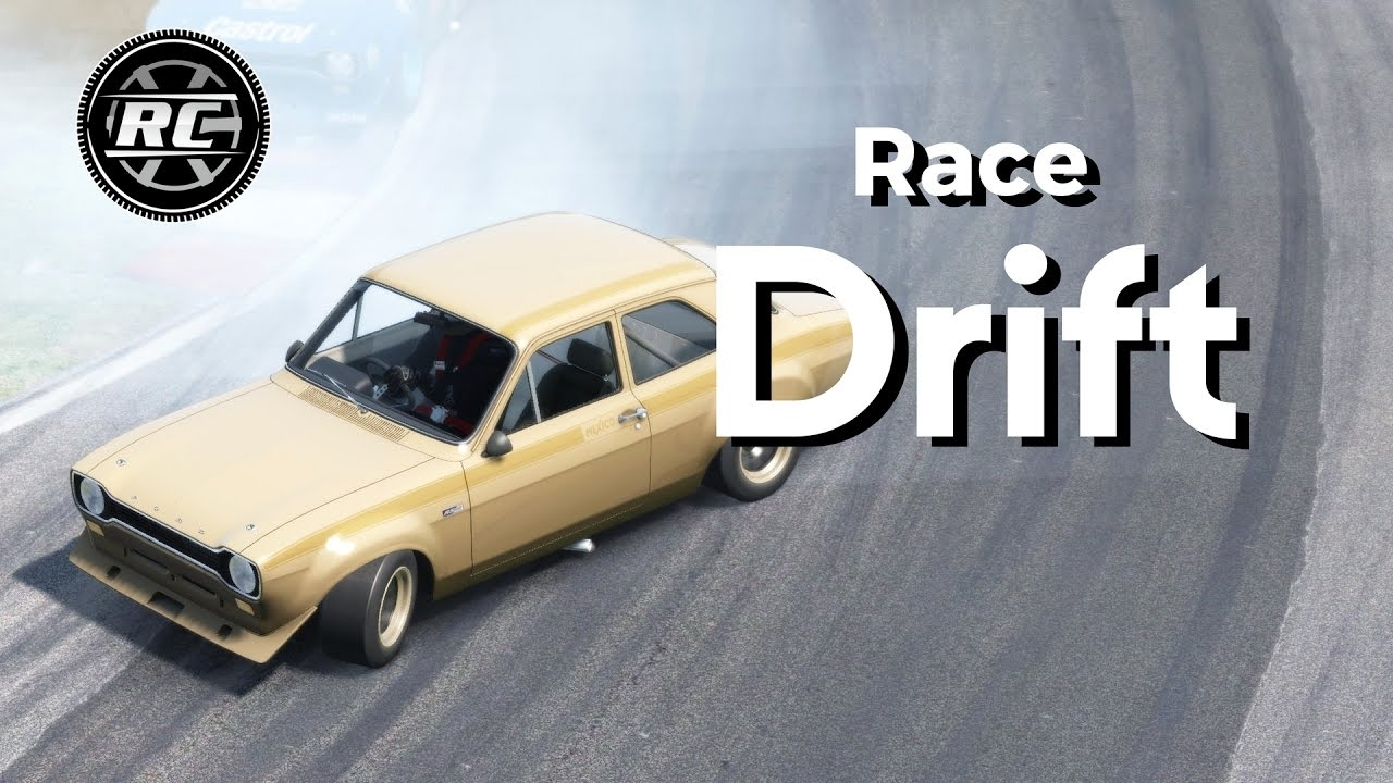Race Drift with the RS1600 - Race Department Assetto Corsa Trackday Tuesdays #68