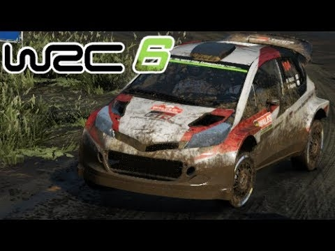 WRC 6 - Toyota Yaris WRC - Hafren **Top 15 Global**