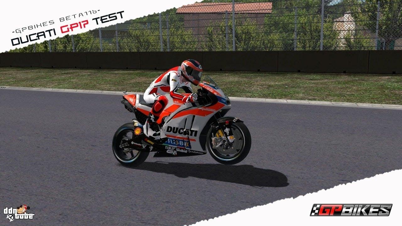 "Video ""GP Bikes Beta 11b MotoGP 2017 Ducati GP17 Test at Imola"" in the album ""Other Racing Games ..."