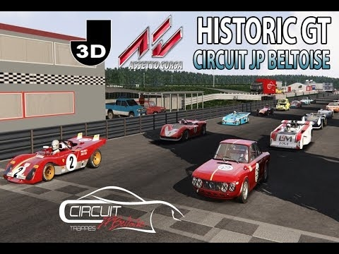 video historic gt circuit jp beltoise assetto corsa in the album assetto corsa by j3d. Black Bedroom Furniture Sets. Home Design Ideas